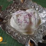 Inghetata de vanilie cu iaurt si frisca