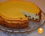 Cheesecake cald