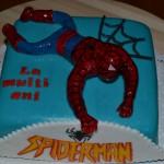 Tort spider man – 1.6 kg