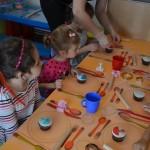 Atelier dulce – gradinita Umbreluta Norocoasa Ploiesti
