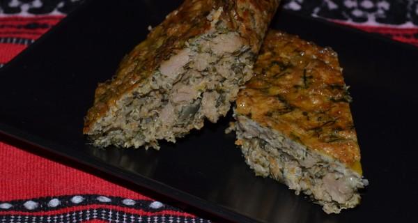 Drob de quinoa si soia
